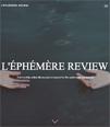 lephemerecover