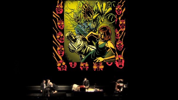 #tbt review: Intergalactic Nemesis live-action graphic novel (1/2)