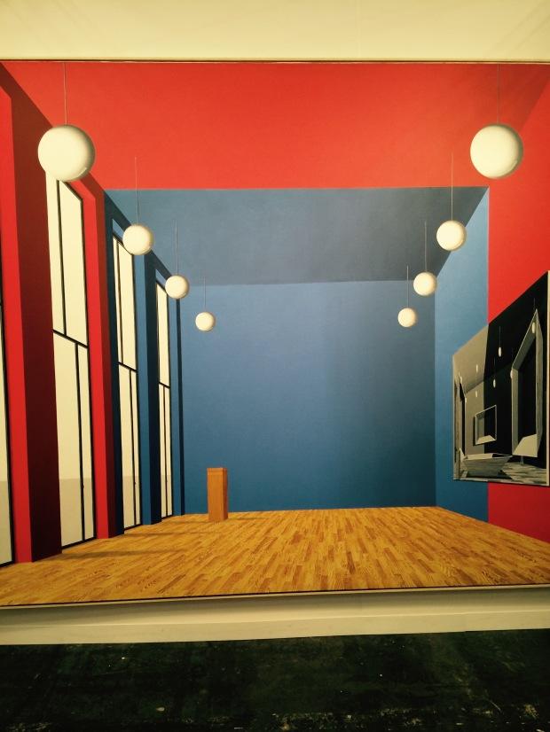 Thomas Huber, vis-a-vis, at Galerie Skopia