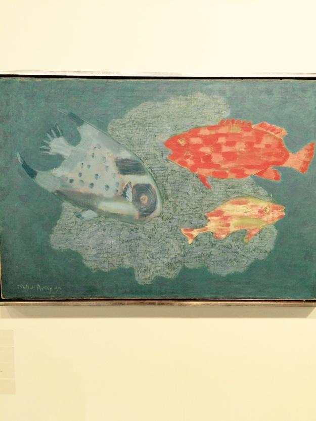 Milton Avery, 1951