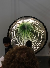 Iván Navarro at Galerie Daniel Templon