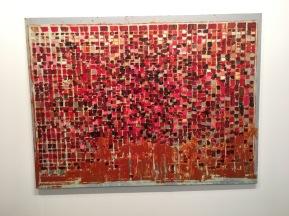 Enoc Perez at Gallerie Nathalie Obadia, Armory Show