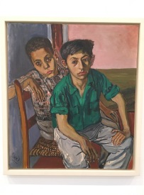Alice Neel at Zwirner Gallery, Chelsea
