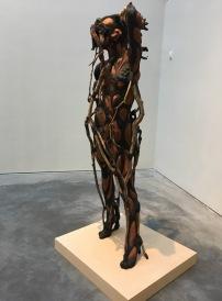 Wangechi Mutu at Gladsone Gallery, Chelsea