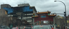 Chinatown, Montreal