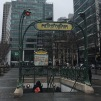 Subway entrance, Montreal
